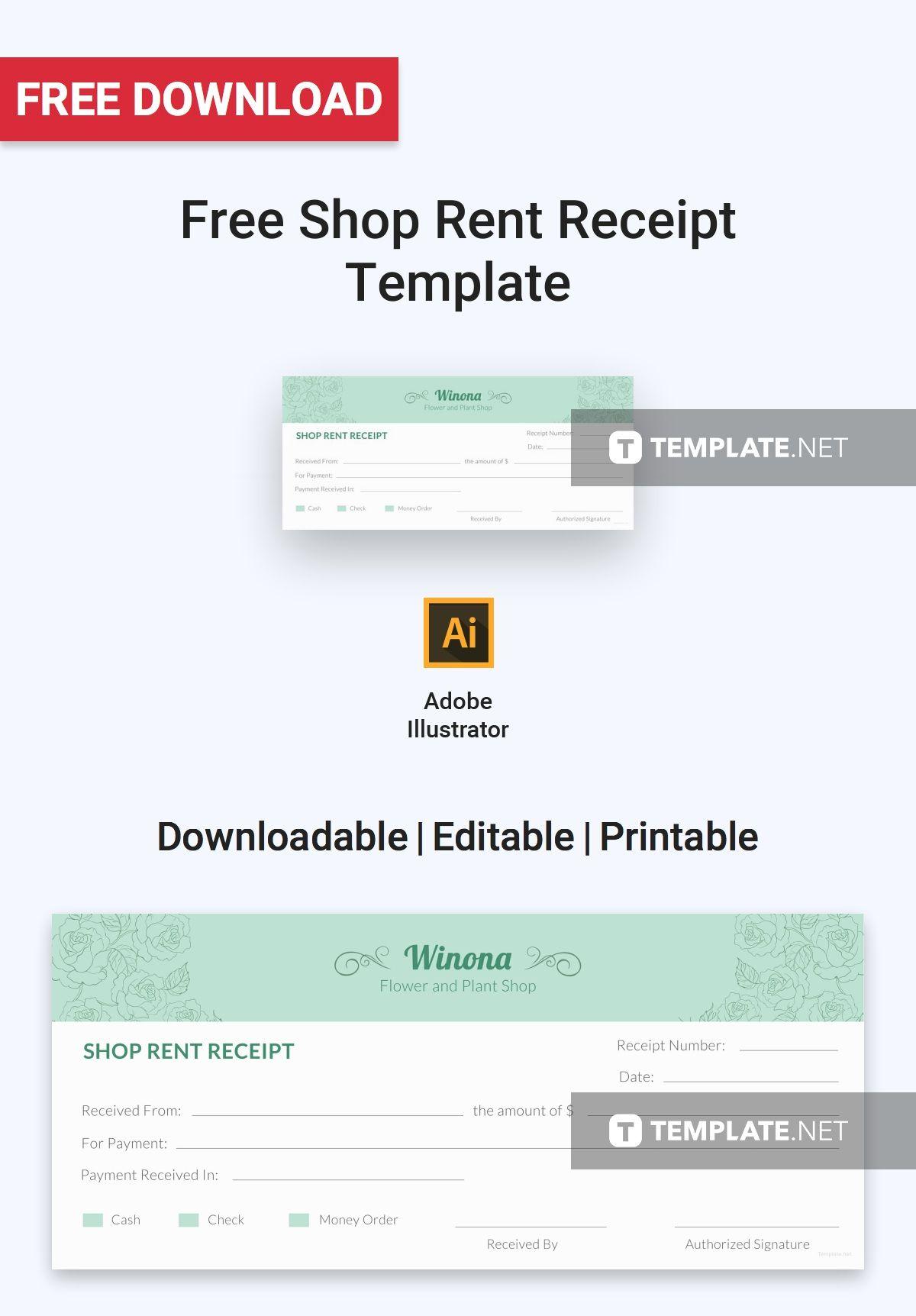 Shop Rent Receipt Template Free Pdf Google Docs Google Sheets Excel Word Template Net Receipt Template Templates Template Design Ga car bill of sale