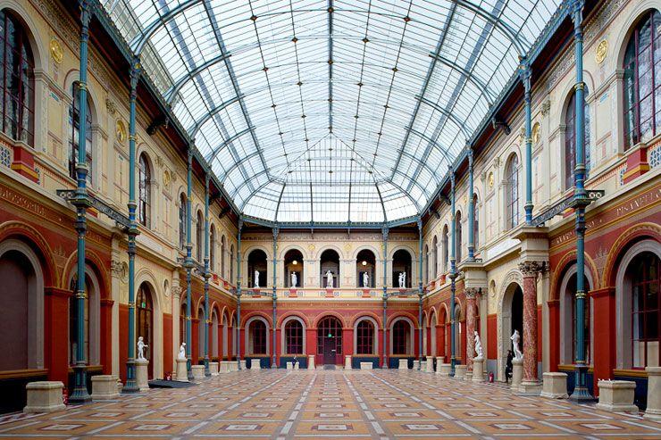 l'Ecole Nationale Supérieure des Beaux-Arts, Paris