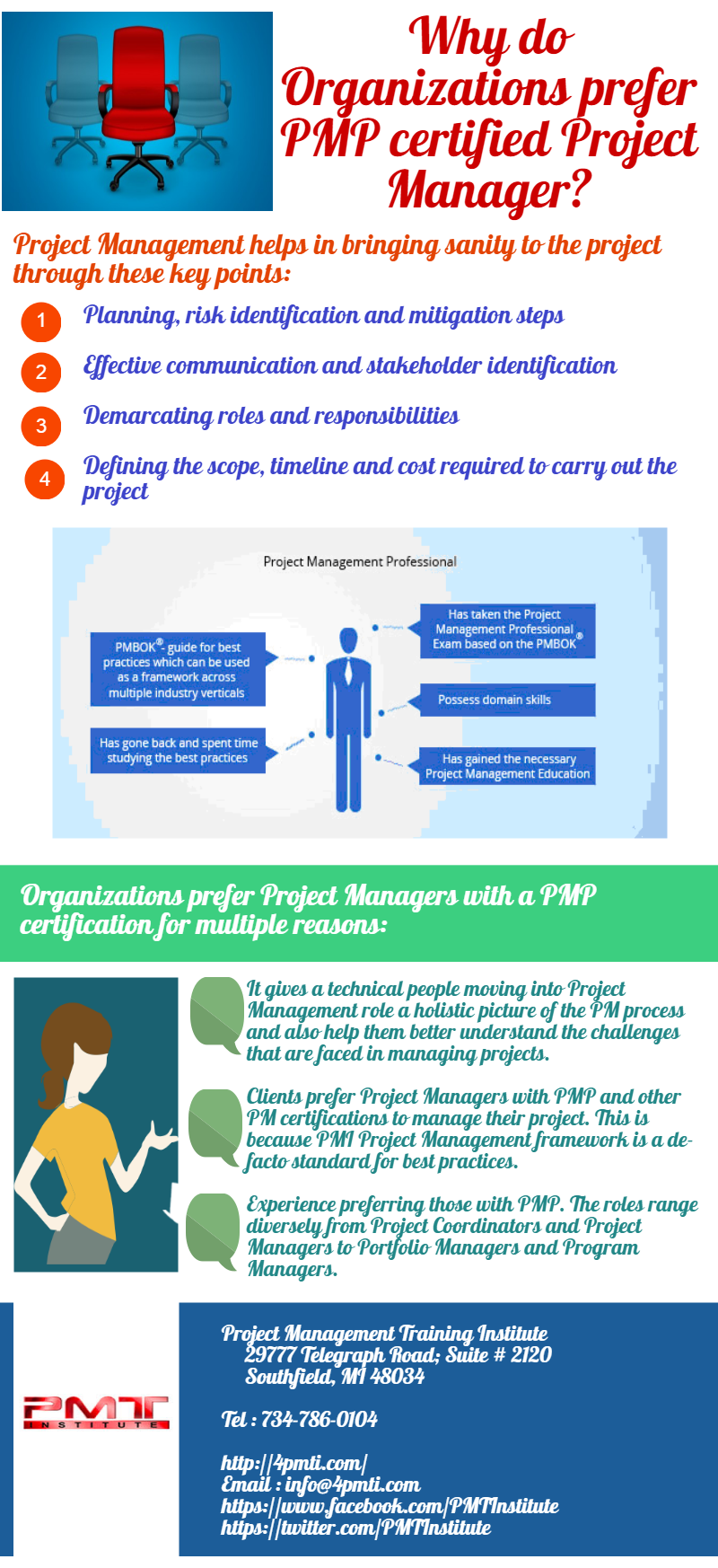 Why Do Organizations Prefer Pmp Certified Project Manager