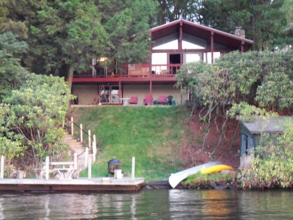 Lake Harmony Vacation Rental Vrbo 398256ha 4 Br Poconos House In