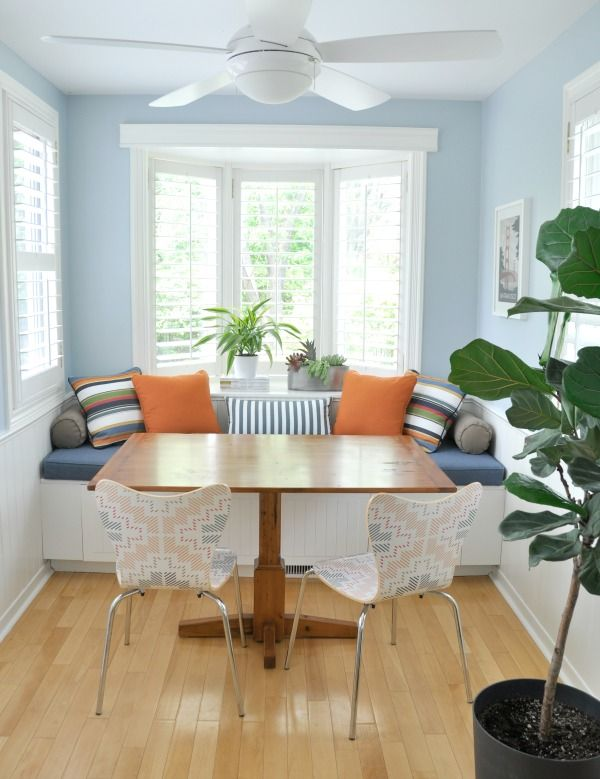 Benjamin Moore Mt Rainier Gray Sun Room 6 Paint