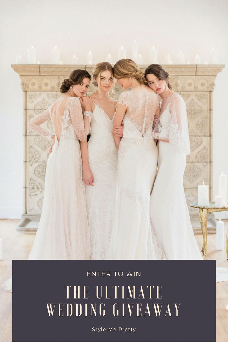 Have You Entered The Ultimate $10,000 Wedding Sweepstakes Yet ...