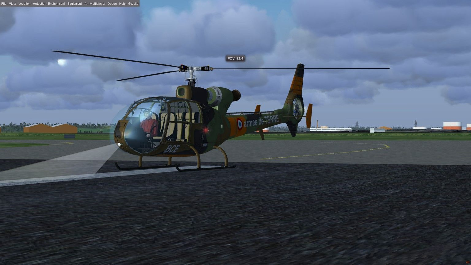 Free Helicopter Simulation with Flightgear | airplanes