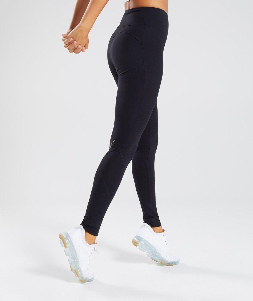 3f1eea89396ed Gymshark Fused Ankle Leggings - Black | Bottoms & Leggings | Gymshark