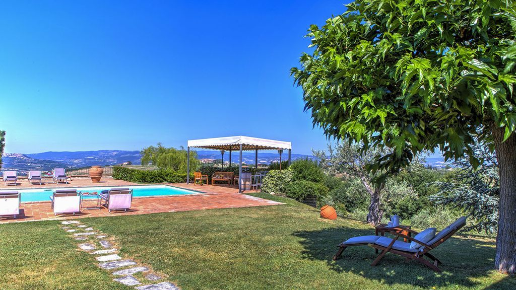 CASAL DEL SALICE 10, villa with private pool at exclusive use! - Todi