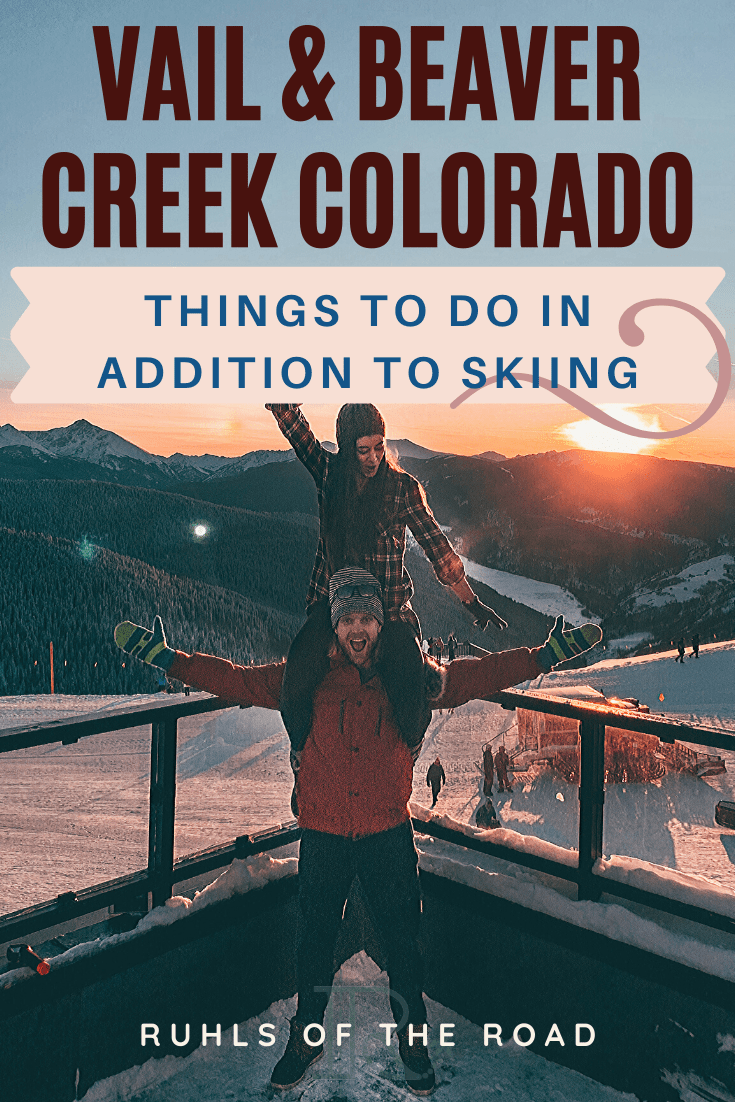 Ultimate Vail & Beaver Creek Skiing Guide and New Year's