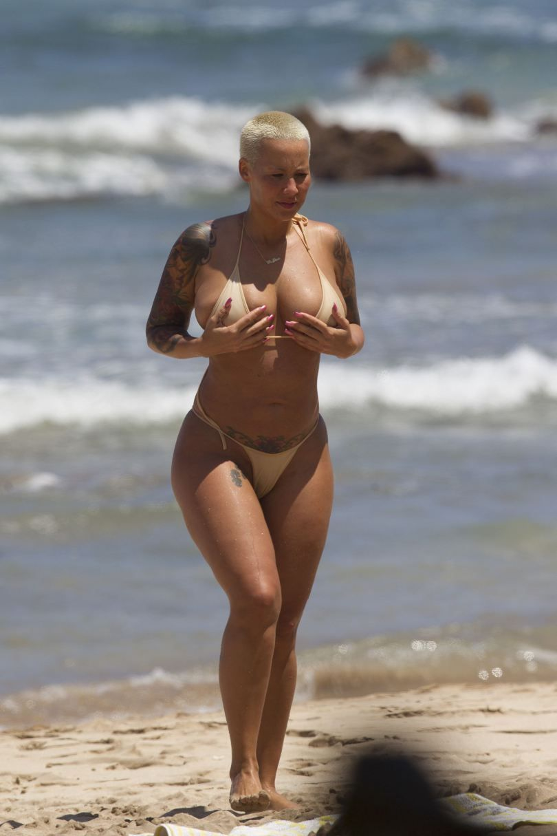 Fappening Amber Rose nudes (12 foto and video), Pussy, Leaked, Feet, swimsuit 2017