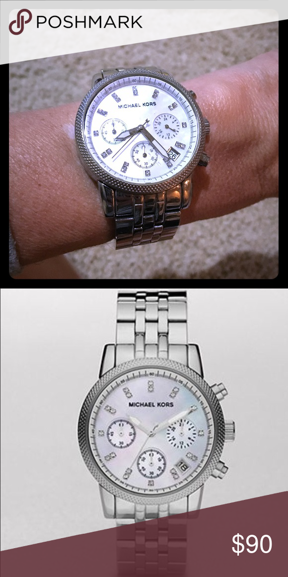 Watch MK 5020 watch with brand new battery MICHAEL Michael Kors Accessories Watches