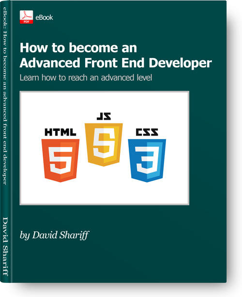 How To Become An Advanced Front End Developer Javascript Methods Development How To Become