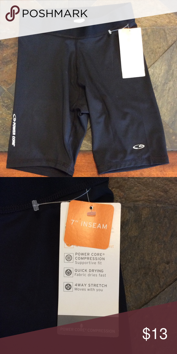 b7c2f8475cd4 NWT Champion Sports Shorts NWT Champion Power Core compression shorts.  These shorts are quick dry