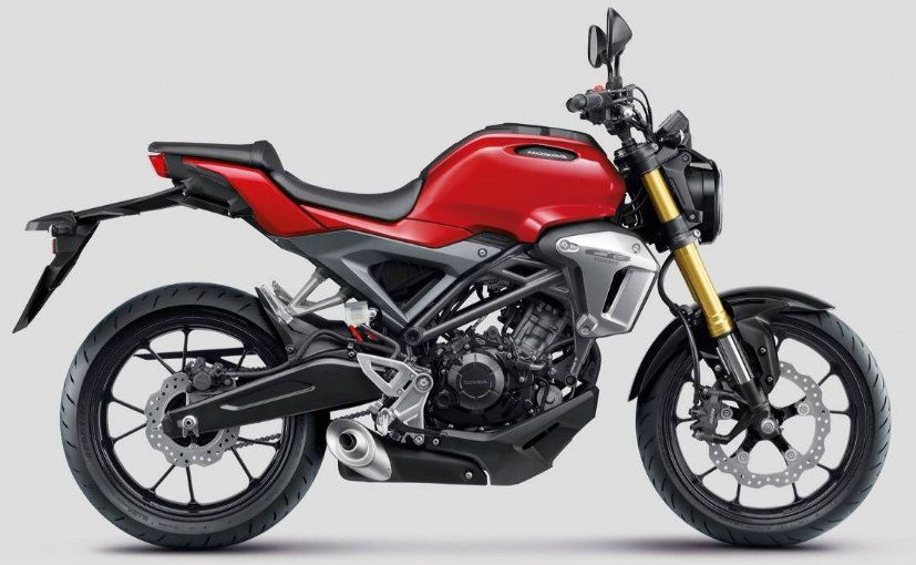 Honda Cb150r Production Ready Honda 150ss Racer Concept Unveiled
