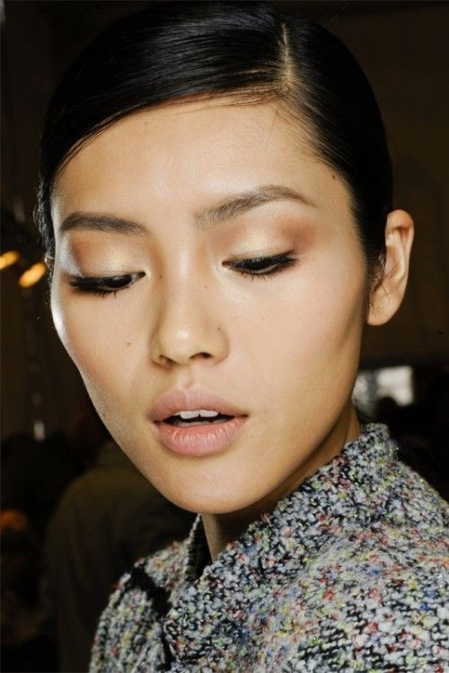 tone for skin Make asian up