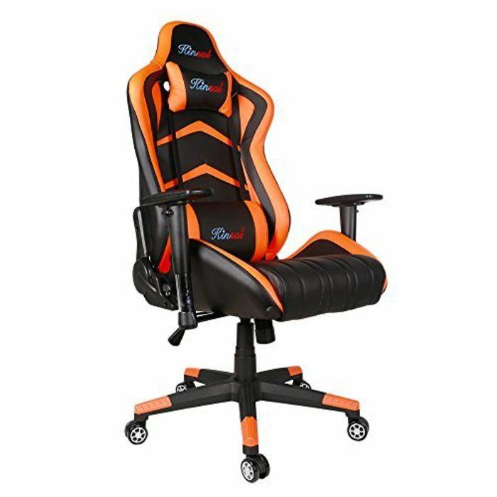 chaise gamer bureau kinsol