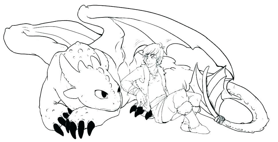 how to train your dragon colouring pages pdf cute dragon coloring ...
