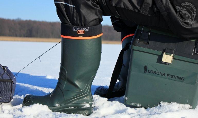 Kalosze Demar Universal Pro Wedkarstwo Outdoor Obuwie Hunter Boots Boots Rubber Rain Boots