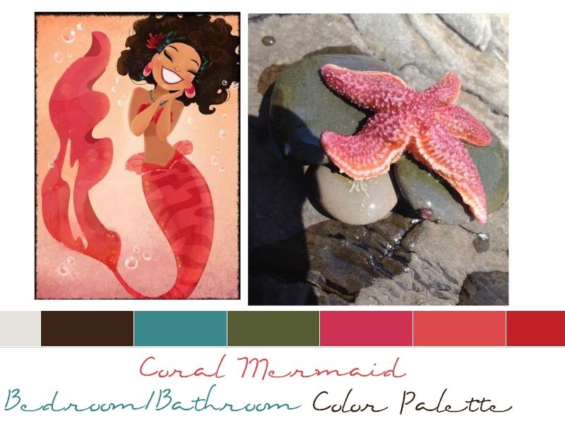 Color Palette For My Bedroom Bathroom