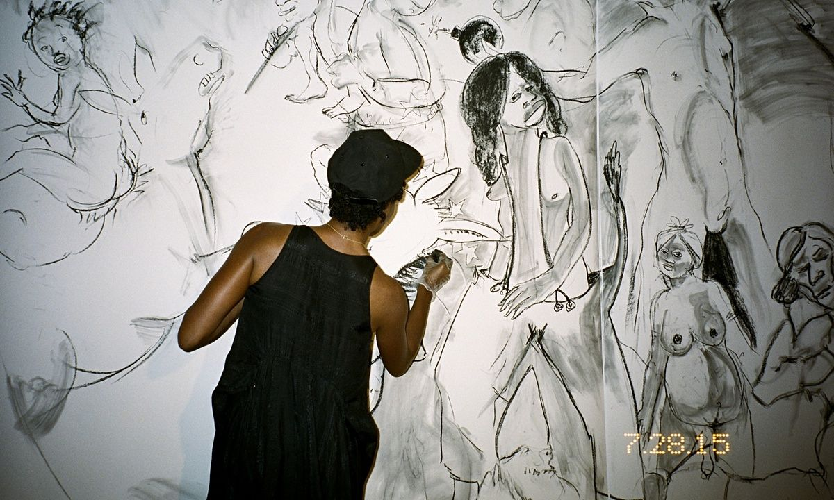 Acclaimed US artist Kara Walker talks about finding her voice – and not exhibiting in Atlanta