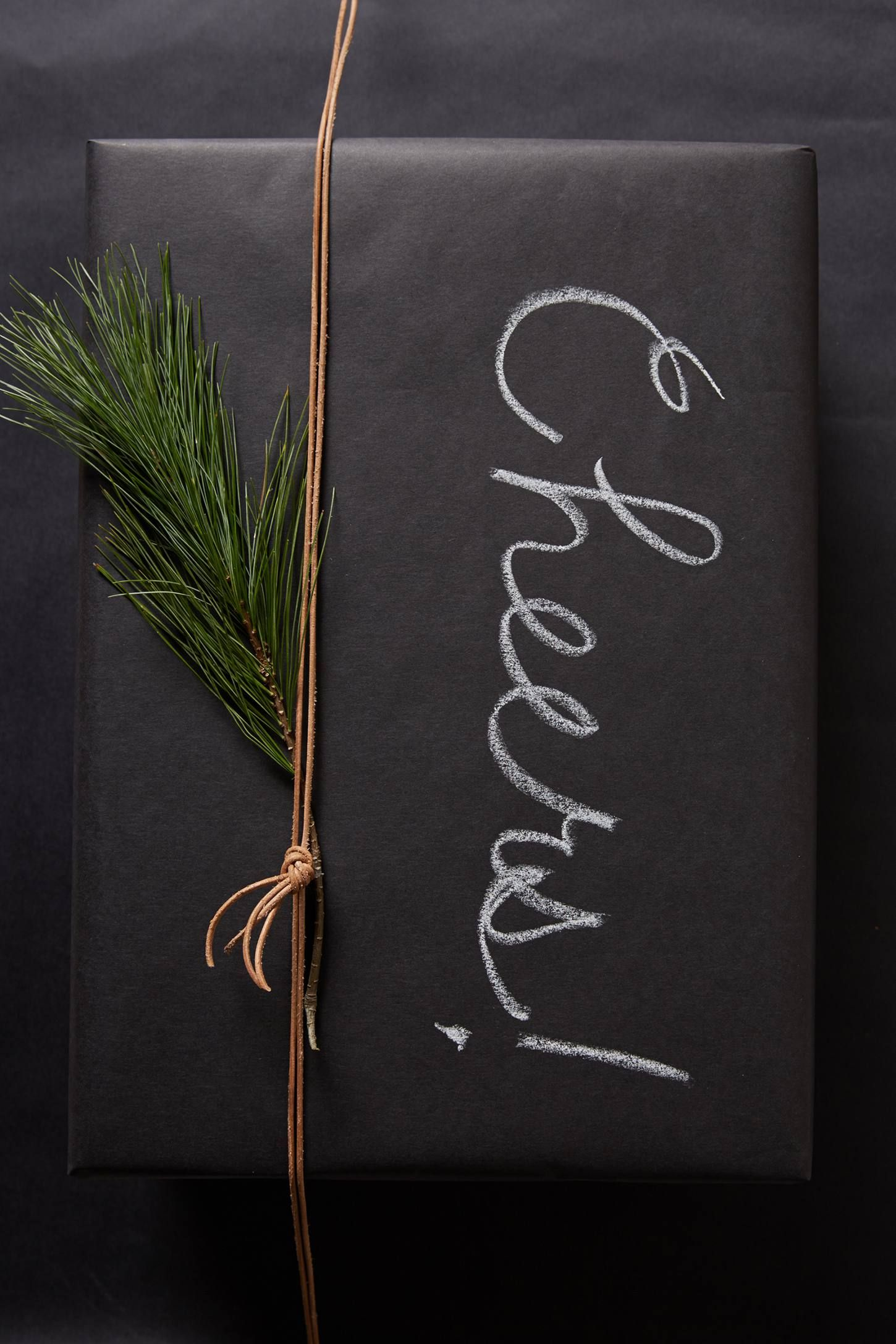 Chalkboard craft paper roll gift wrap christmas pinterest chalkboard craft paper roll gift wrap jeuxipadfo Image collections