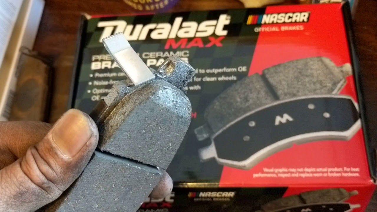 Duralast Gold Brake Pads Unfortunate Pad Defect Mayoutube Rear Caliper And Rotors Tekonsha In 2021 Brake Pads Aftermarket Car Parts Dodge Truck Parts