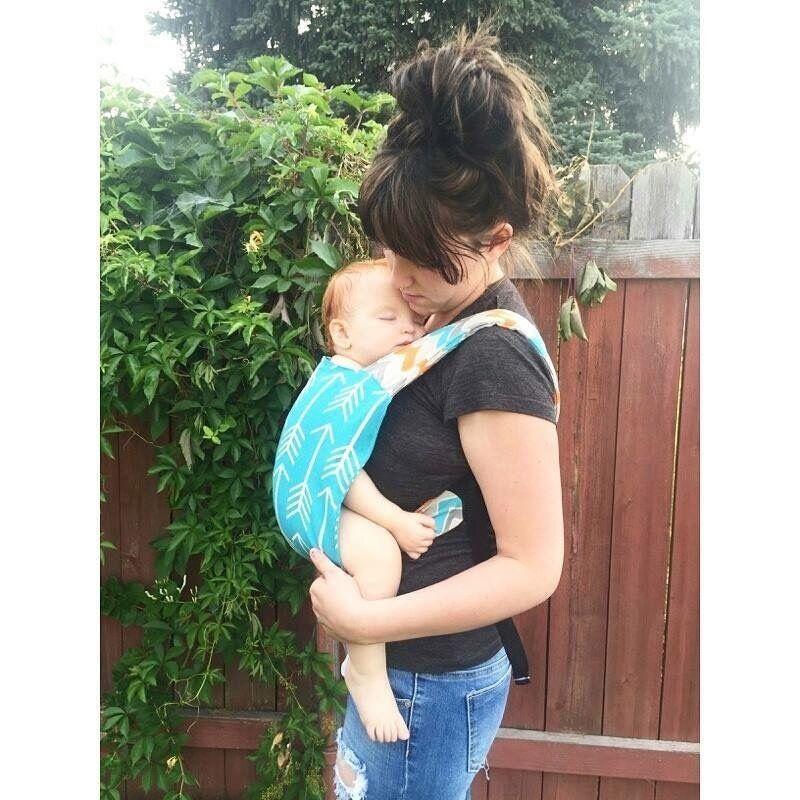 Onbuhimo Style Baby Carriers Originated In Japan They Re Designed