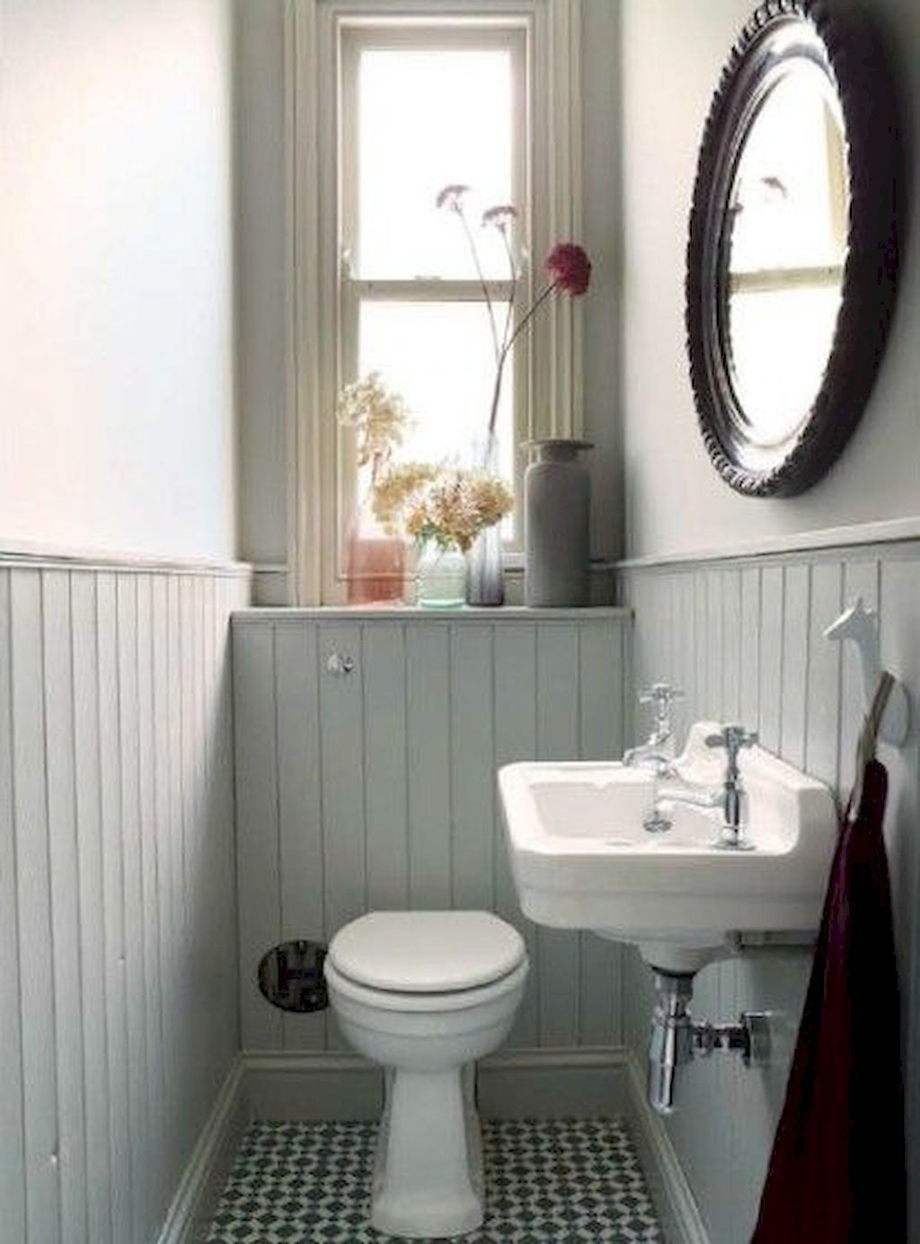 Space Saving Toilet Design For Small Bathroom Small Bathroom