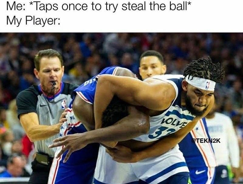 I Wasn T Even Attempting To Do This By Way Of U Tekn2k Reddit Nba Funny Funny Relatable Memes Funny Memes