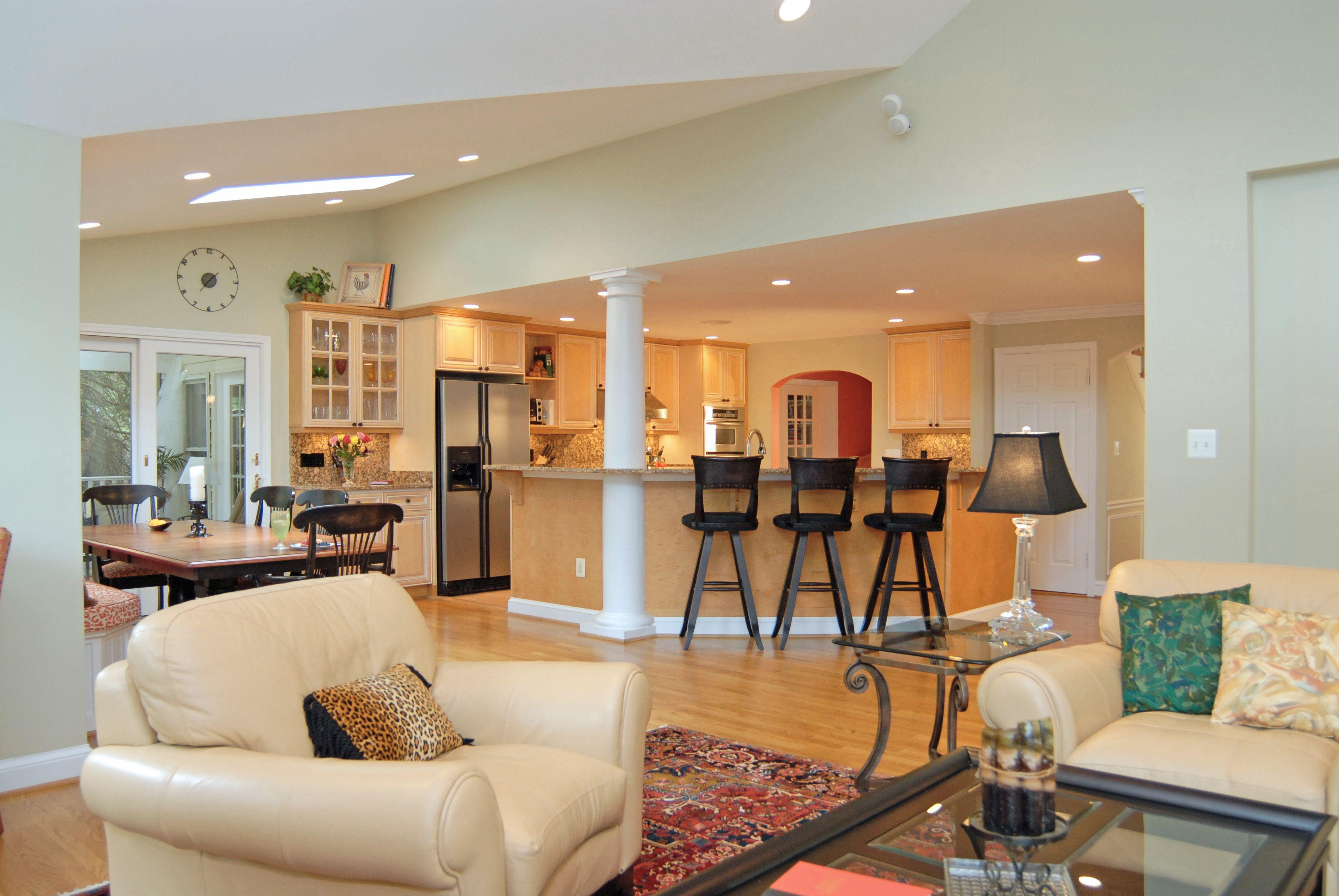 Top Five Benefits Of Open Concept Floor Plans With Images Open Concept Home House Floor Plans Open Concept Floor Plans