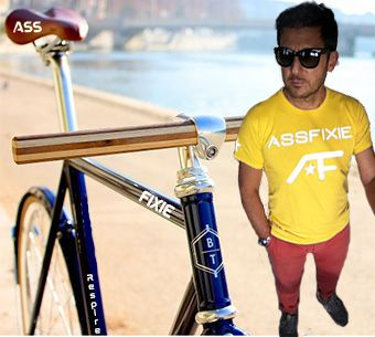 ASSFIXIE play on words with also ASSFIXIE the effort, the lake of air, the necessity to breathe in this world, move and breathe ! But U can also let yourself go, free as the air, and think of your own interpretation of ASSFIXIE...Respire...
