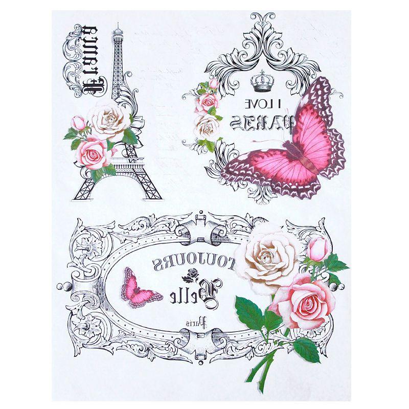 Papel Transfer I Love Paris Iara Capraro Clip De época Laminas Vintage Para Imprimir Laminas Decorativas