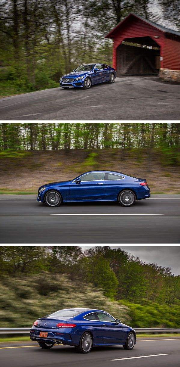 Instantly Thrilling The New CClass Coupé Sport Cars Pinterest - Car meets near me