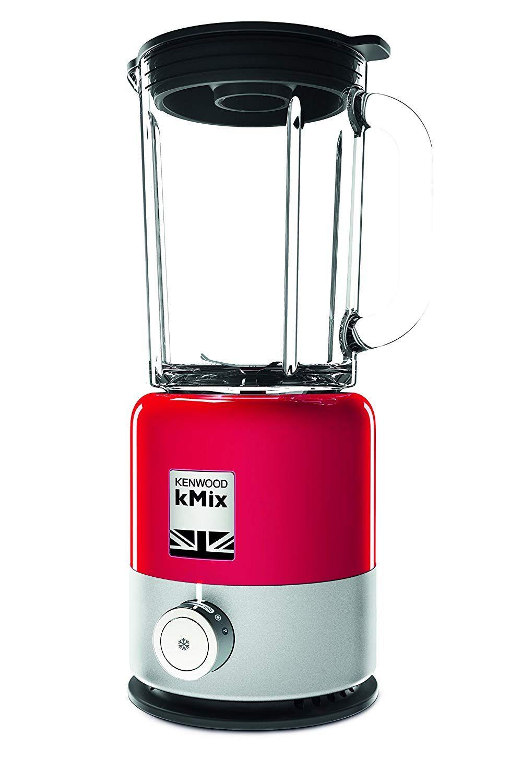 Kenwood Kmix Blx750rd Blender Red Amazon Co Uk Kitchen Home Blender Kenwood Kmix Kenwood