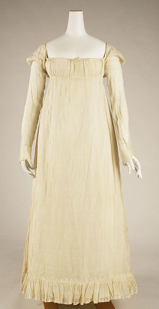 Dress ca. 1814