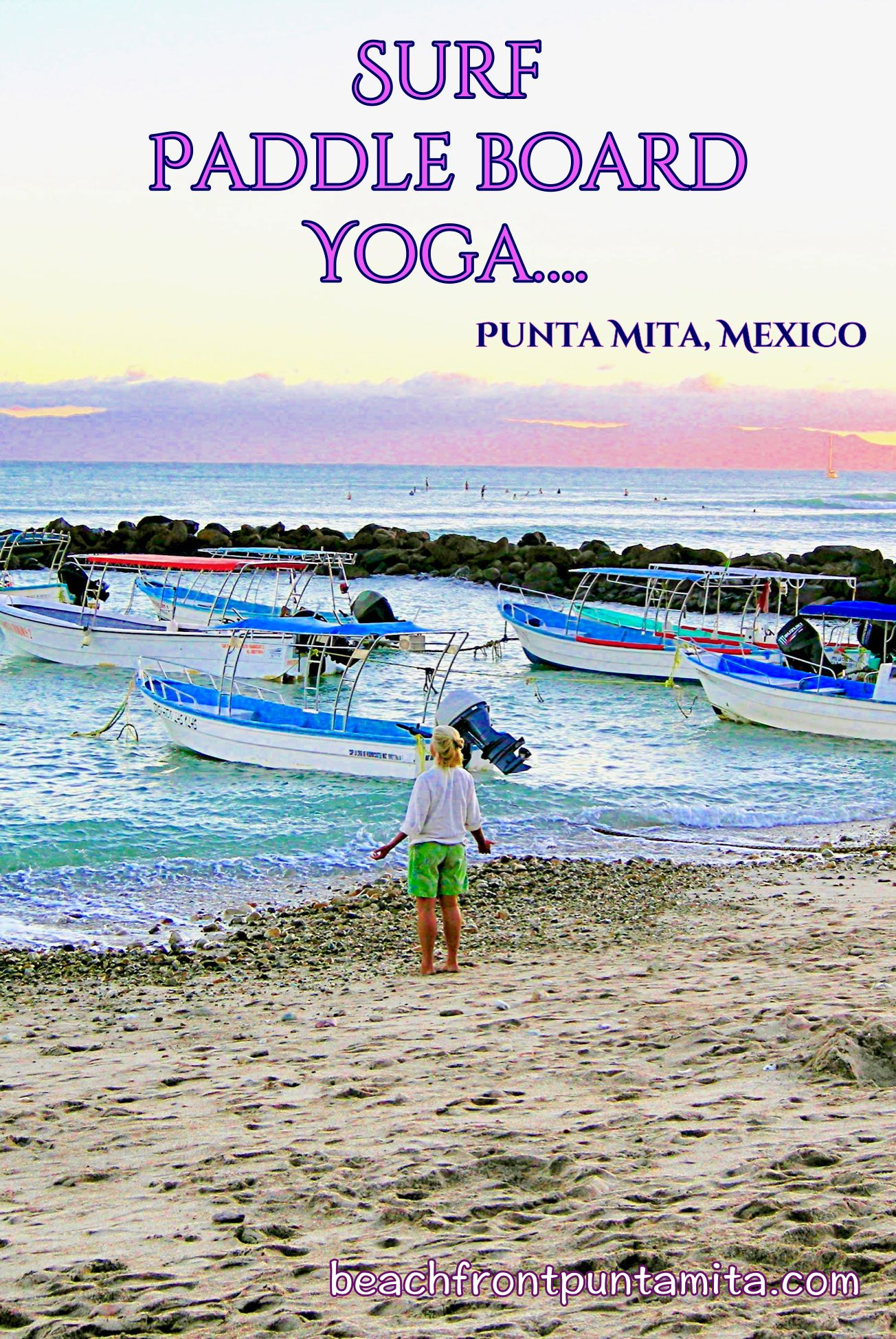 Punta De Mita Is A Small Town 35 Minutes From Puerto Vallarta And 10 Minutes From Sayulita There Are Many Su Mexico Travel America Travel South America Travel