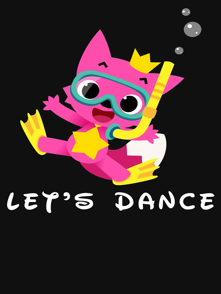 'Pinkfong: Let's Dance (Baby Shark Clip Art ...