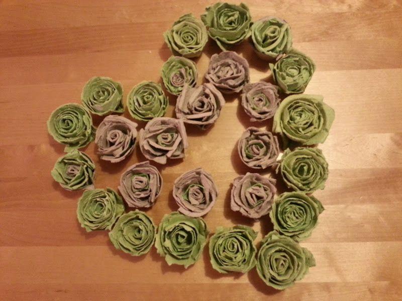 Johkunlaiset askareet: Miljoona miljoona miljoona ruusua...