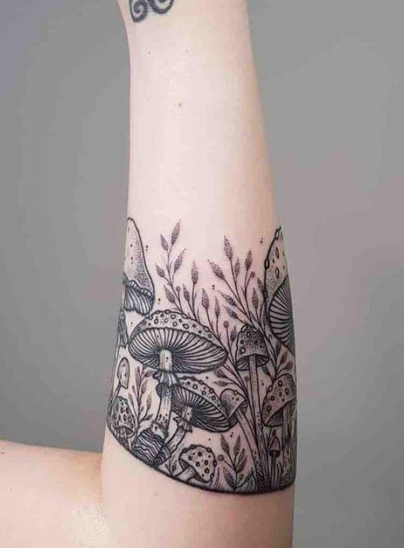 Photo of Plantes Nature Tattoo