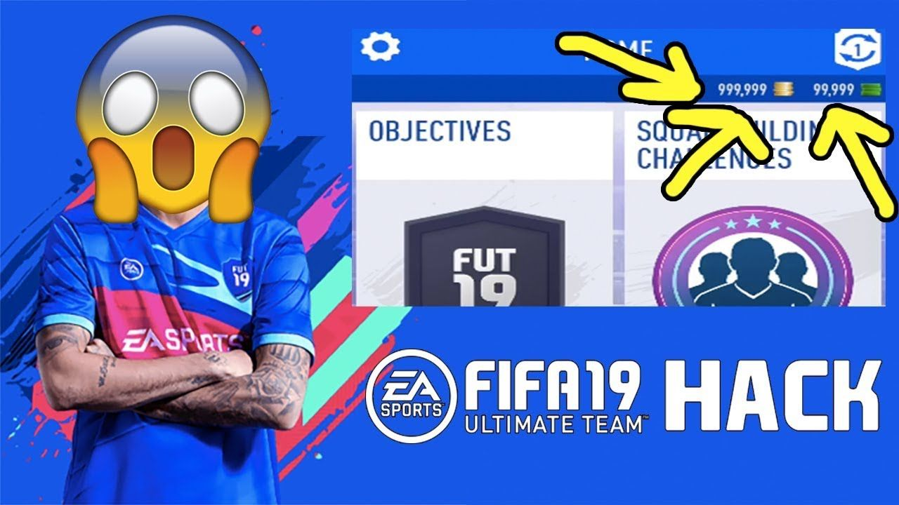 FIFA 19 Coin Generator & Hack, Cheats for Xbox One, Web
