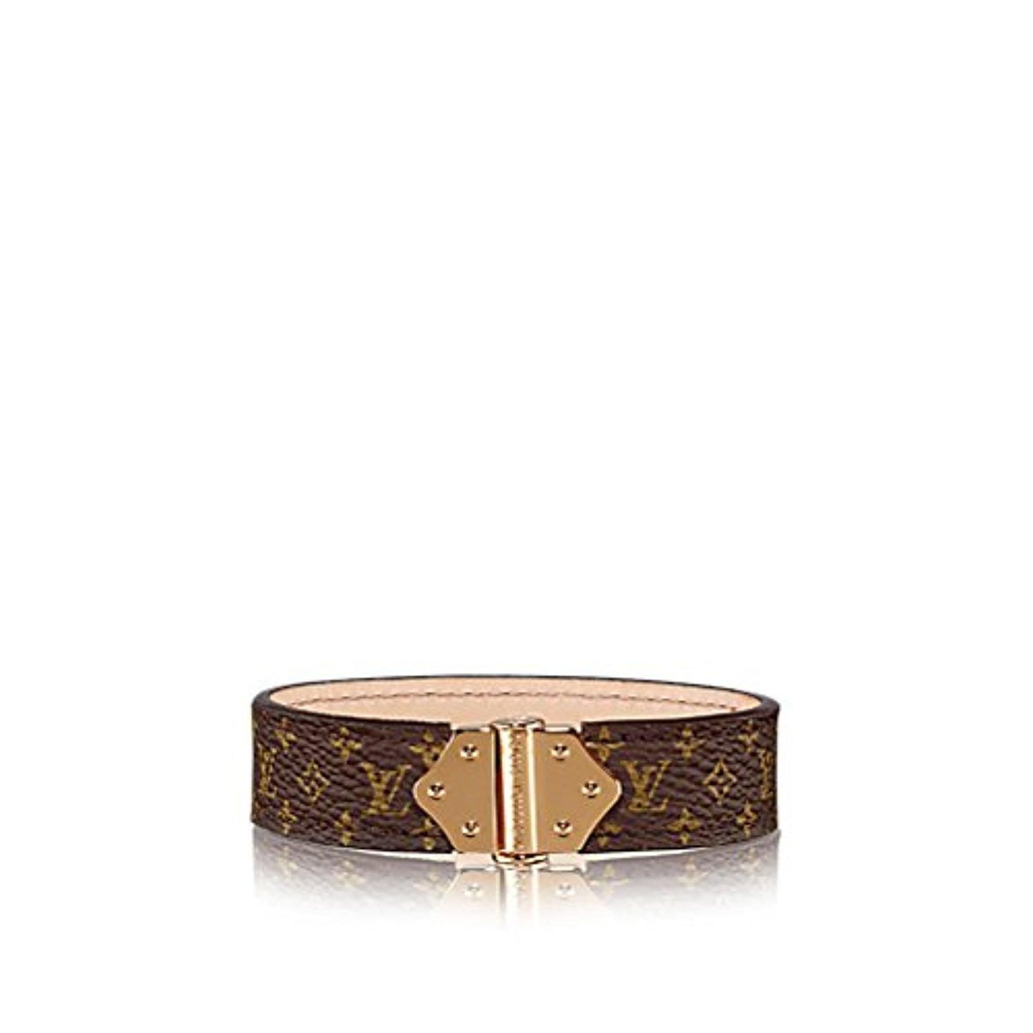 bracelets keep products bracelet monogram accessories it front twice louis leather vuitton eng us