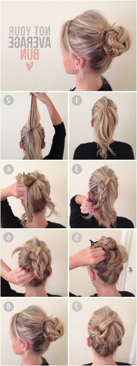 Cute Casual Hairstyles Short Hair 10 Ways To Make Cute Everyday