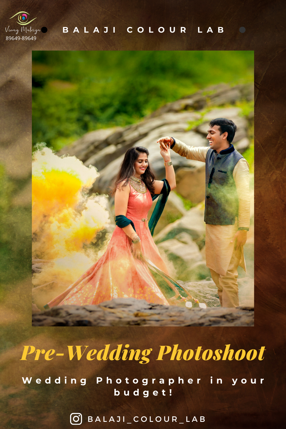 Tying the knot? Check out these best prewedding shoots
