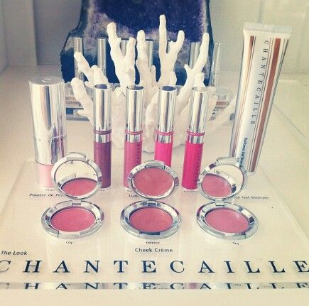 Chantecaille makeup