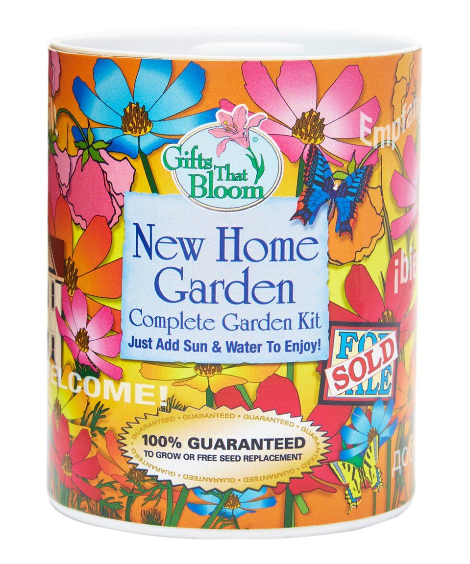 Home garden kit  Take a look at this New Home Oz Complete Garden Kit today