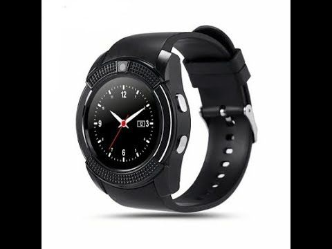 83f9410ca53 ... Bluetooth Smartwatch. 😎😎😎 Inbox Smart Watch V8 08 Redondo Reviews em  Relógio Celulares