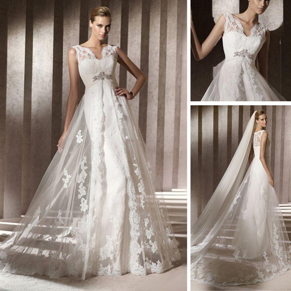 spanish lace wedding dresses | ... -Lace-Casual-Beach-Spanish ...