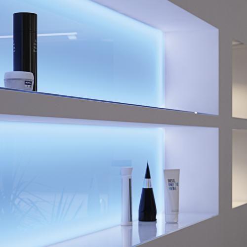 LED Liner Light By Magic Lighting Available From Hettich New Zealand | LED  Lighting Design Ideas | Pinterest | Light Design, Lights And Interiors