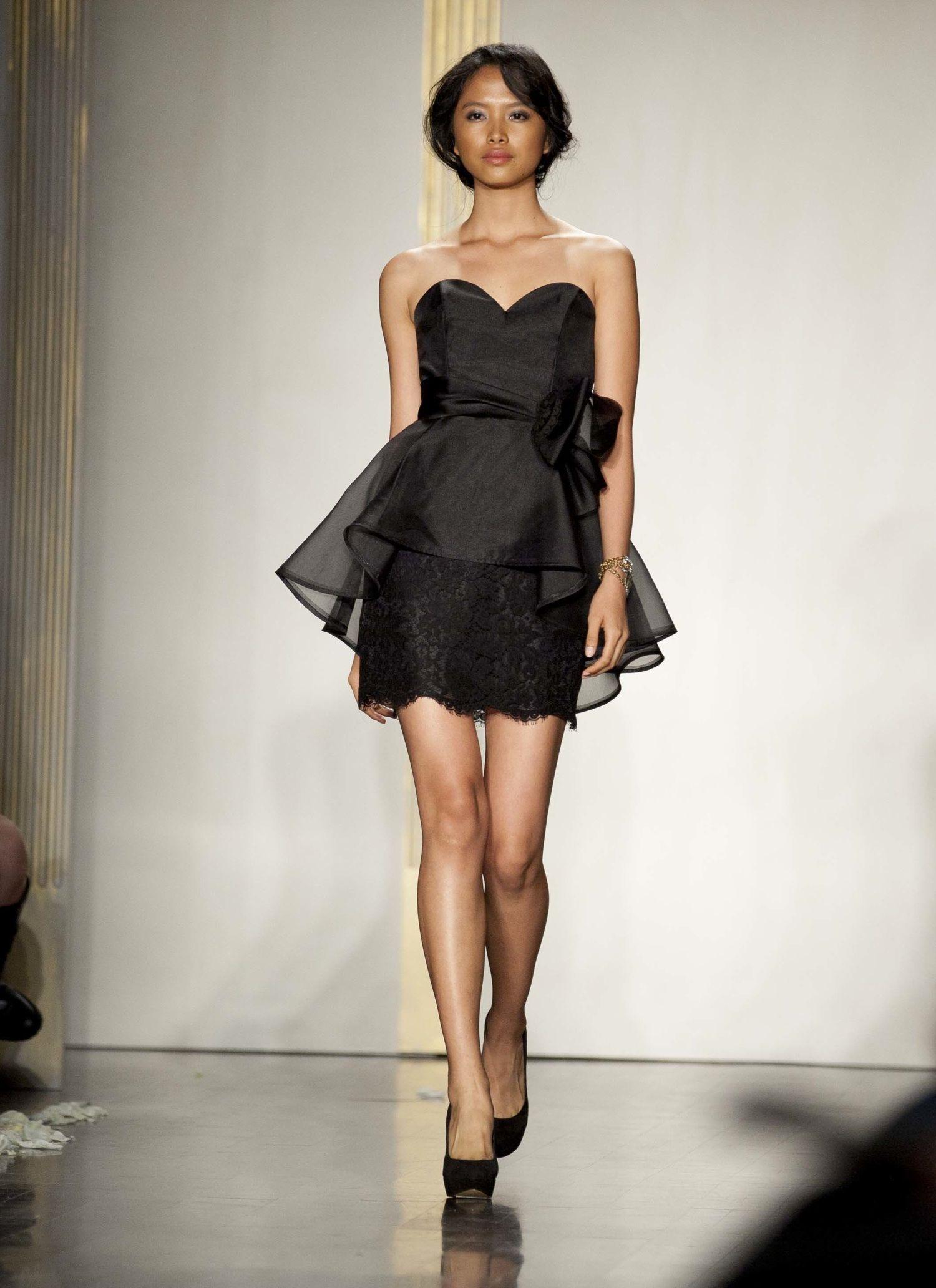 78  images about Black Bridesmaid dresses on Pinterest - Camila ...