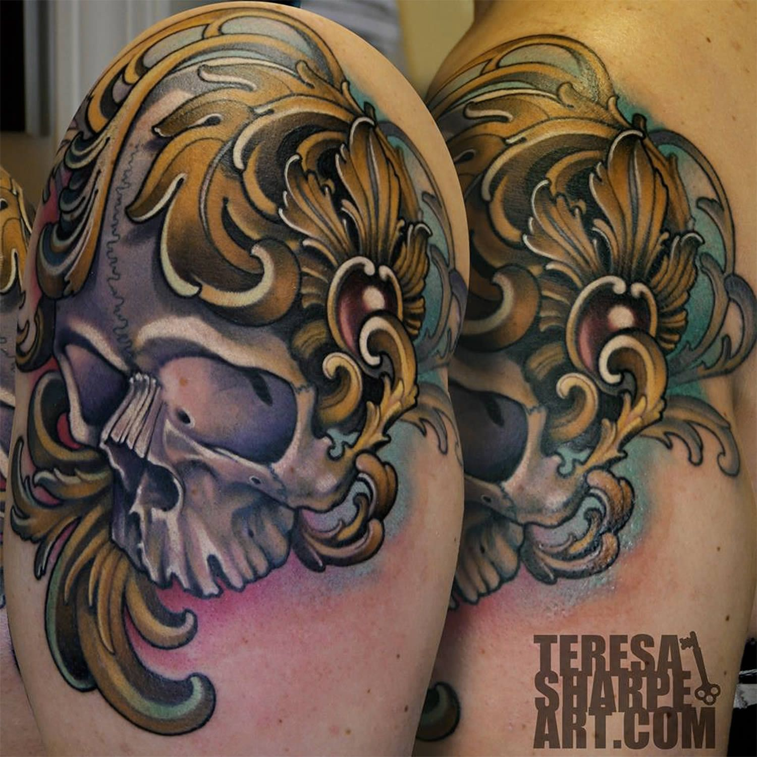 3d tatouage 13 galerie tatouage for Lucky 13 tattoo piercing prices