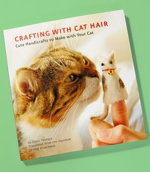 Crafting With Cat Hair??? Really??