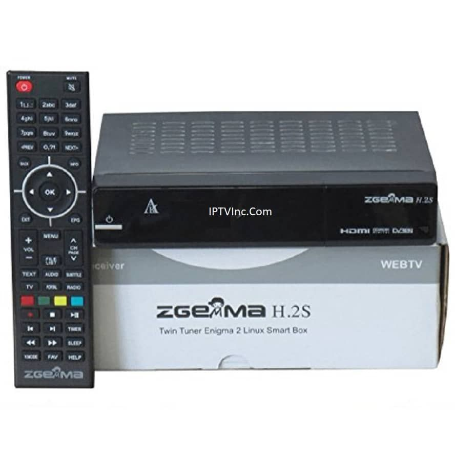 Zgemma H2S | Enigma 2 | Dreambox IPTV Subscription #zgemma #dreambox