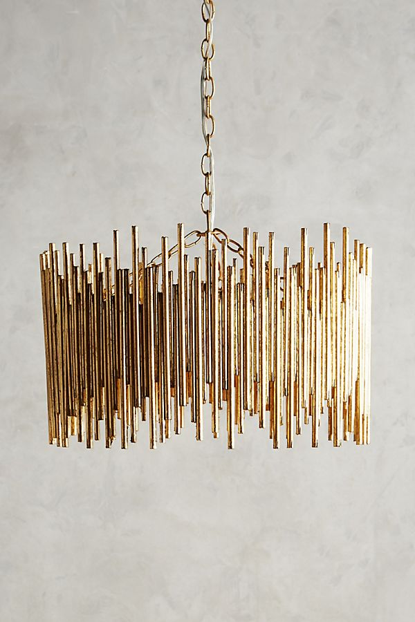 Gathered Glow Chandelier